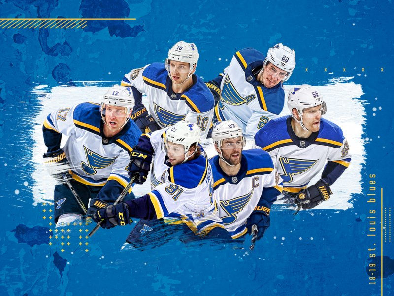 ST. LOUIS BLUES PREVIEW